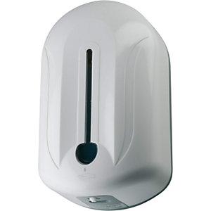 JVD Distributeur de Savon SAPHIR blanc 1100 ml avec détection automatique des mains
