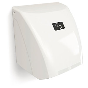 JVD Sèche-mains auto Zéphyr II - Blanc