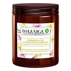 Kaars Botanica Himalaya Magnolia & Vanille parfum, pot van 205 g