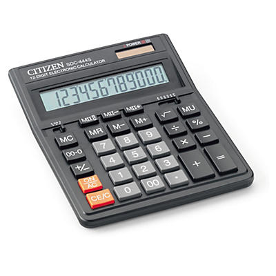 Kancelárska kalkulačka