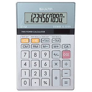 Kantoorrekenmachine Sharp EL 331 ERB
