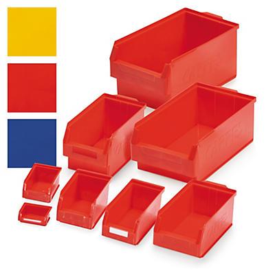 Bac à bec couleur##Kappes Sichtlagerkästen