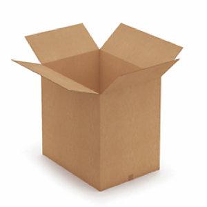 Kartonnen doos in dubbelgolf 80x60x80 cm