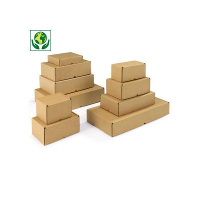 Boîte postale carton Rigibox format A4##Kartonnen doos Rigibox op A4 formaat