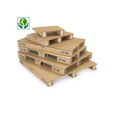 Palette carton Kaypal##Kartonnen pallet Kaypal