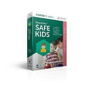 Kaspersky, Software box, Kas safe kids it 1-user 1y bs box, KL1962TBAFS