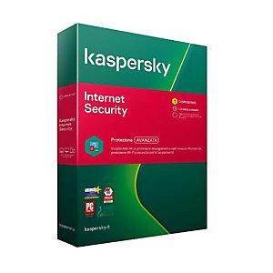 Kaspersky, Software box, Kis 2020 1dev 1y, KL1939T5AFS-20S