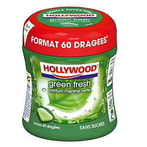 Kauwgom Hollywood chlorofyl