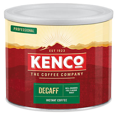 Kenco Decaff Instant Coffee – 500g