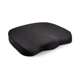 Kensington Coussin d'assise ergonomique à mousse à mémoire de forme - Noir
