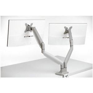 Kensington Double bras articulé réglable SmartFit One-Touch pour écrans