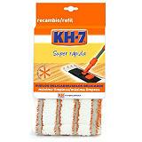 KH-7 Super Rápida Recambio de mopa de microfibra