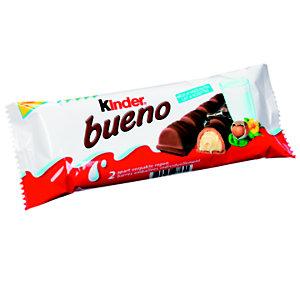KINDER BUENO 30 sachets de barres chocolatées