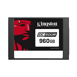 "Kingston Technology DC500, 960 GB, 2.5"", 555 MB/s, 6 Gbit/s SEDC500R/960G"