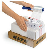 Kit 20 mini bobine di film estensibile trasparente RAJASTRECHT