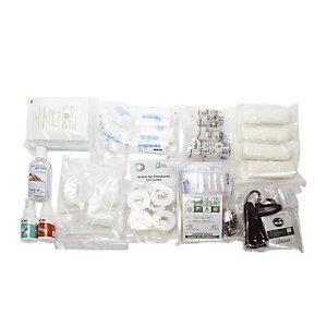 Kit 20 personnes pour armoires à pharmacie Esculape