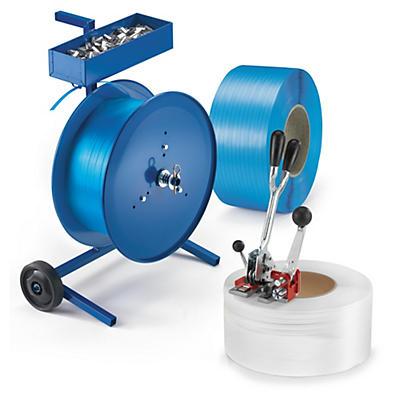 Kit de cintagem manual de polipropileno RAJA