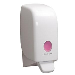 Kit distributeur savon Aquarius® et 6 cartouches 1 L crème de lavage Kleenex®