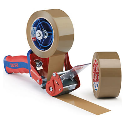 Kit med TESA 4089 PP pakketape + dispenser
