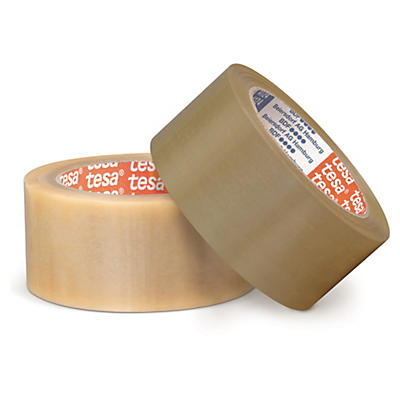 Kit med TESA 4120 PVC pakketape + Dispenser