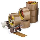 Kit nastro adesivo polipropilene qualità industriale 3M