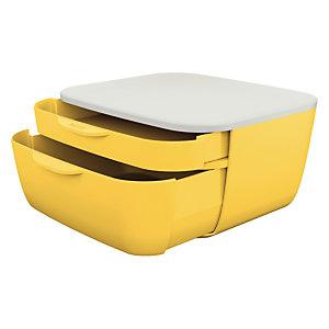 Klasseerblok Leitz Cosy gele kleur