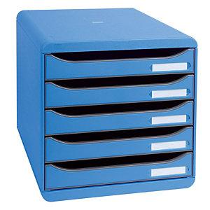 Klasseermodule Big Box Plus Exacompta kleur ijsblauw