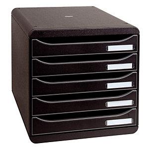 Klasseermodule Big Box Plus Exacompta kleur zwart