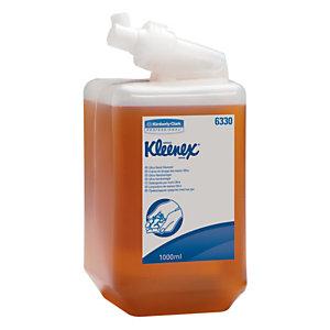 Kleenex® Cassette de savon pour les mains Ultra 1 l couleur ambre