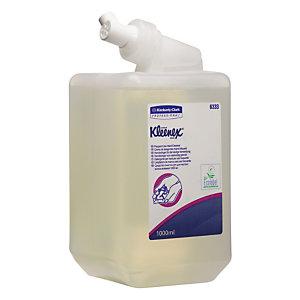 Kleenex® Usage fréquent savon liquide nettoyant pour mains cassette 1 l transparent