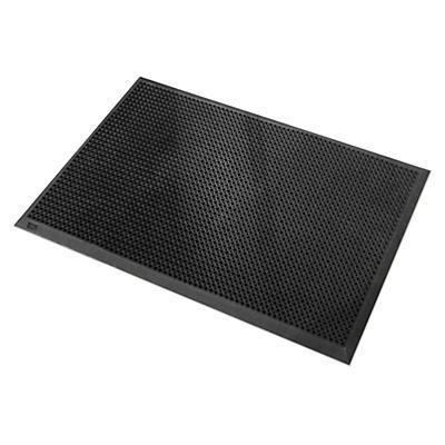 Kleinwabige Gummi-Fußmatte NOTRAX