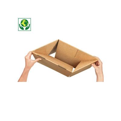 Klopové krabice s automatickým dnem 5VVL