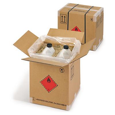 Klopové krabice na nebezpečný tovar