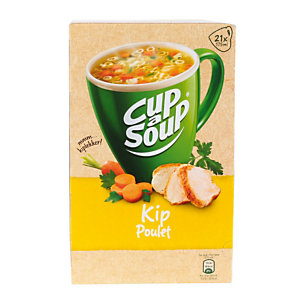 KNORR 1 Boite de 21 sachets de Soupe poulet vermicelle