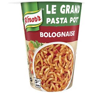 Knorr Grand Pasta Pot Bolognaise - Plat préparé - 88g