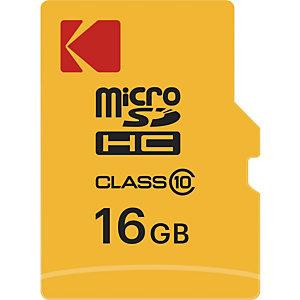 Kodak Extra Memoria Micro SD con adattatore, 16 GB