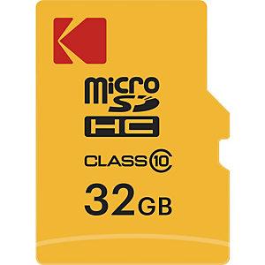 Kodak Extra Memoria Micro SD con adattatore, 32 GB