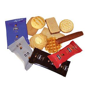 Koekjes Miko, assortiment, doos van 125 koekjes