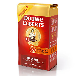 Koffie Douwe Egberts Dessert 4 x 250 g