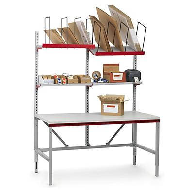 Poste d'emballage SYSTEM FLEX##Komplett Packplatz SYSTEM FLEX