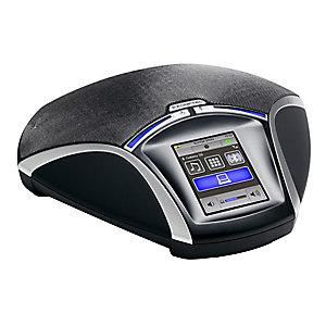 Konftel 55Wx - Téléphone de conférence - Bluetooth - Noir