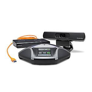 Konftel C2055 - Système audiovisuel de collaboration pour salles de réunion moyennes - Noir