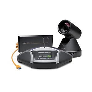 Konftel C5055Wx - Système audiovisuel de collaboration pour grandes salles de réunion - Noir
