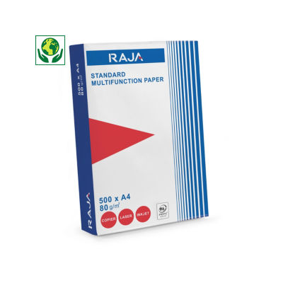 Kopieringspapper A4 - Standard - Rajapaper