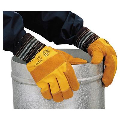 Kožené pracovní rukavice