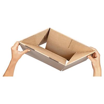Krabice s automatickým dnom