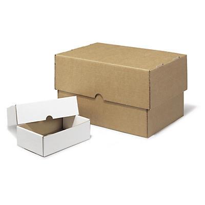Krabice s odnímatelným víkem, A5, A6, A7