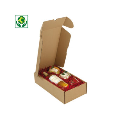 Krabice Rigibox na láhve