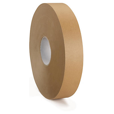 Kraft paper packaging tape, machine length rolls