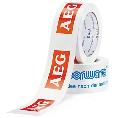 Kraftig PVC tape med tryk